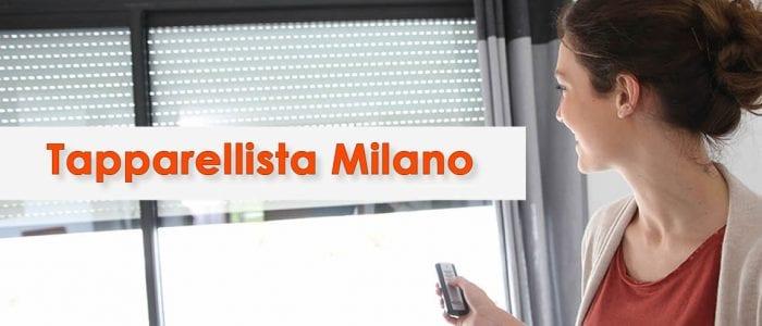 Tapparellista Milano